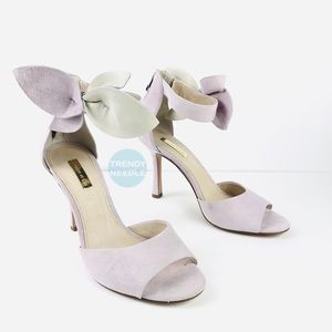 Louise et Cie Kenbeck Petal Detail Sandals NEW
